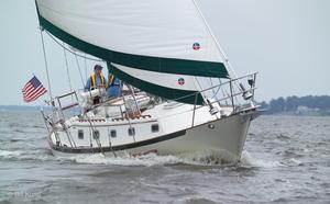 New Pacific Seacraft 37 Cruiser Sailboat For Sale