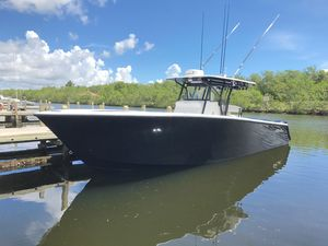 Used Seahunter Tournament 35Tournament 35 Center Console Fishing Boat For Sale