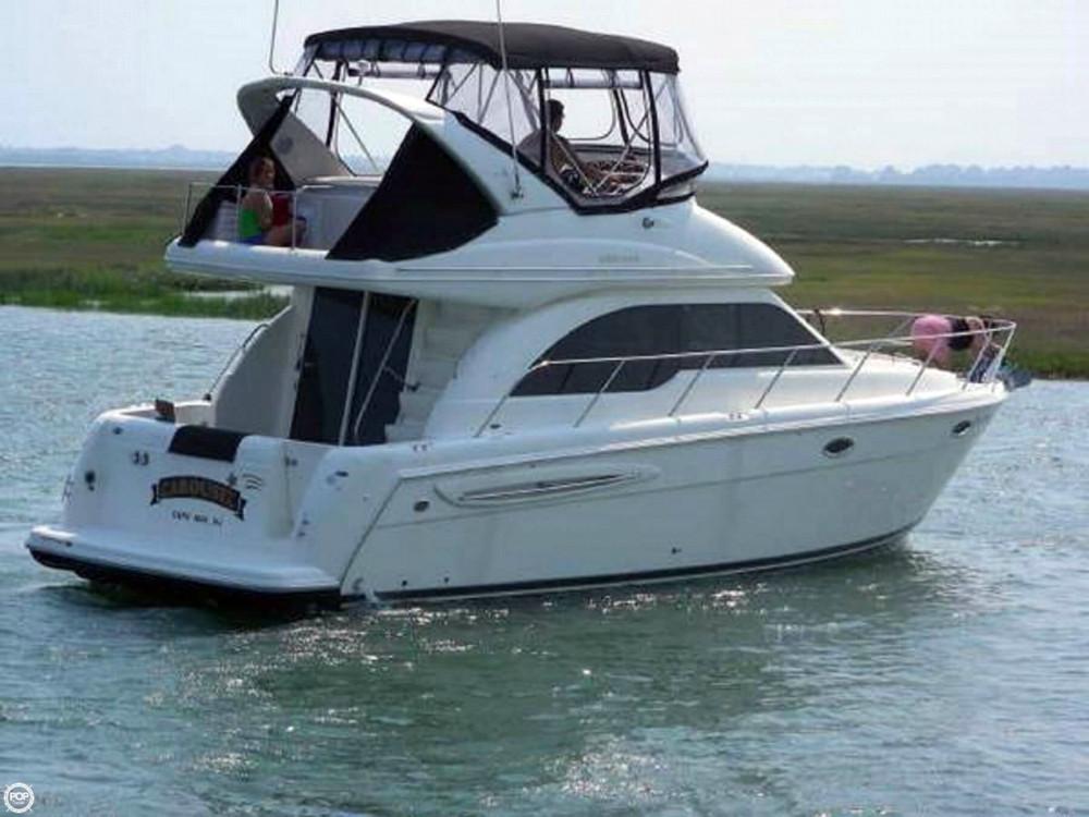 Used Meridian 341 Sedan Bridge Cruiser Boat For Sale