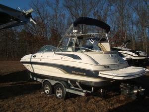 Used Bryant 236 Deck Boat Bowrider Boat For Sale