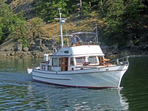 Used Puget Trawler Boat For Sale