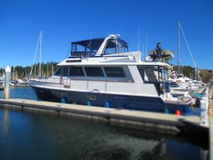Used Southern Cross Flush Deck Motor Yacht Motor Yacht For Sale