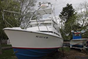 Used Bertram Bahia Mar Express Cruiser Boat For Sale
