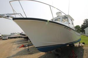 Used Eastern 27 Fisherman Downeast Fishing Boat For Sale