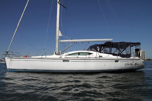 Used Jeanneau Ds49 Cruiser Sailboat For Sale