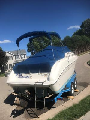 Used Sea Ray 250 Sundancer Aft Cabin Boat For Sale