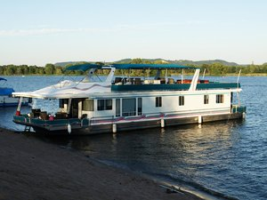 Used Lakeview Houseboat 79 X 18 House Boat For Sale