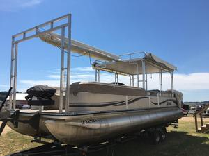 Used Xpress X30ht Pontoon Boat For Sale