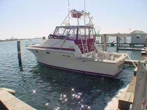 Used Luhrs Sport Fisherman Sports Fishing Boat For Sale