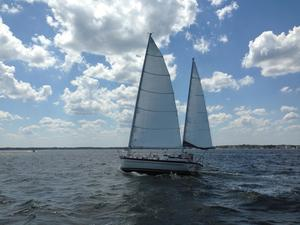 Used Ticon 34 Cruiser Sailboat For Sale