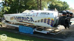 Used Cobra 36 High Performance Boat For Sale