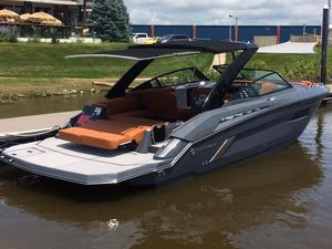 New Cruisers Sport Series 338 South Beach/br Bowrider Boat For Sale