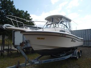 Used Grady-White Seafarer 226 Cuddy Cabin Boat For Sale