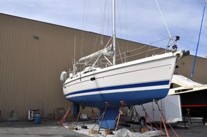 Used Hunter Passage 450 Cruiser Sailboat For Sale