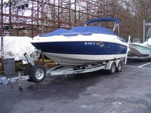 Used Crownline 245 SS Bowrider Boat For Sale