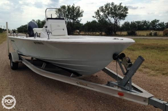 2013 used sportsman 207 masters cc center console fishing for Fishing boats for sale in texas