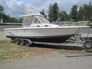 Used Luhrs Tournament 290 Saltwater Fishing Boat For Sale