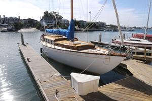Used Kettenburg 50 Deck Saloon Sailboat For Sale