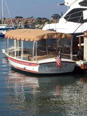 Used Duffy Old Bay 21 Cruiser Boat For Sale