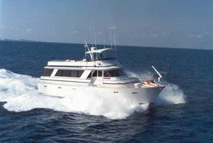 Used Chris-Craft Roamer Motor Yacht For Sale