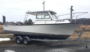Used Eastern 27 Downeast Fishing Boat For Sale