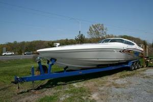 Used Advantage 40 Poker Run High Performance Boat For Sale