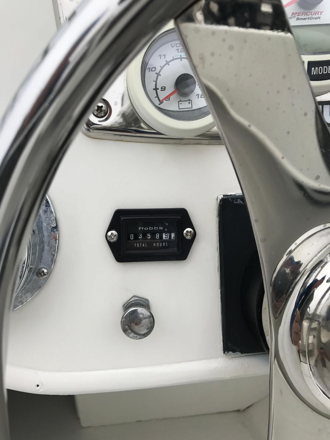 1967 Used Bertram 20 Moppie Antique And Classic Boat For Sale Mercury Smartcraft Speedometer Gps Wiring