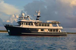 Used Abd Aluminum Enclosed Pilothouse Motor Yacht For Sale