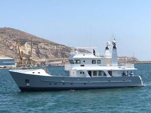 Used Inace Explorer Motor Yacht For Sale