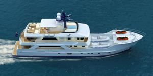New Inace Yachts Explorer Trawler Boat For Sale