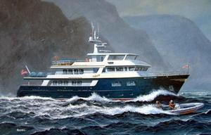 New Inace Yachts Overing Trawler Boat For Sale
