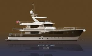 New All Ocean Yachts Bc 103 Multi Purpose Explorer Motor Yacht For Sale