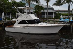 Used Pace 36 Convertible Fishing Boat For Sale