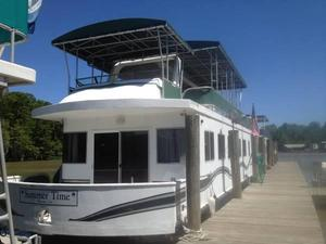 Used Custom 56 Catamaran House Boat For Sale