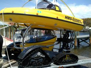 Used Msv Semi Submersible Submarine Other Boat For Sale