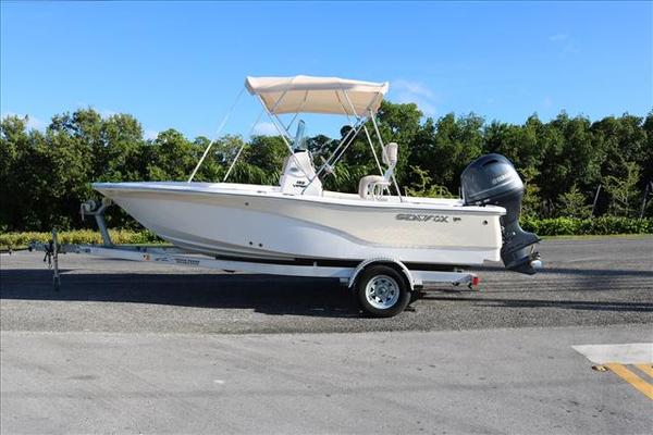 Used Sea Fox 180 Viper Center Console Fishing Boat For Sale