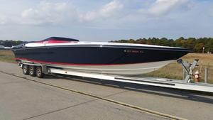 Used Hustler 388 Slingshot High Performance Boat For Sale
