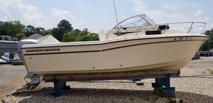 Used Grady-White 208 Adventure Saltwater Fishing Boat For Sale