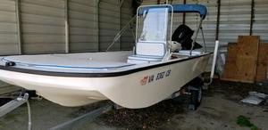 Used Bluewater Lady 14' Tender Center Console Fishing Boat For Sale