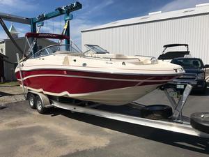 Used Ebbtide 2460 Z-Trak2460 Z-Trak Cruiser Boat For Sale