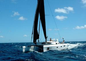 Used Ts 50 Catamaran Sailboat For Sale