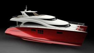 New Sunreef Power 60 Power Catamaran Boat For Sale
