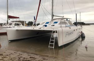 Used Schionning Wilderness 1320 Catamaran Sailboat For Sale