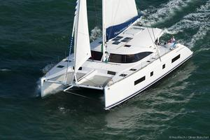 New Nautitech 54 Catamaran Sailboat For Sale