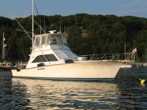 Used Ocean Super Sport Convertible Fishing Boat For Sale