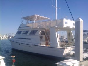 Used Bertram Defender 55 Motor Yacht - Owner Financing Avail Motor Yacht For Sale