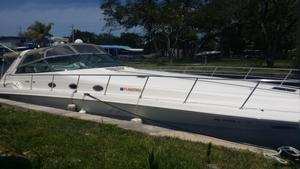 Used Sea Ray 500 Sundancer W/ TNT Lift & Bowthruster Motor Yacht For Sale