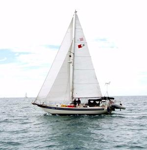 Used Bayfield 36 Cutter Cruiser Sailboat For Sale