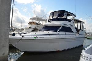 Used Sea Ray 380 Aft Cabin Cruiser Boat For Sale