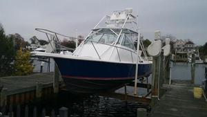 Used Albemarle Express Raised Helm Deck Express Cruiser Boat For Sale